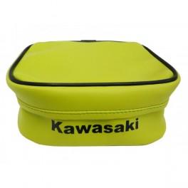 KAWASAKI SMALL FENDER BAGS GREEN LIME