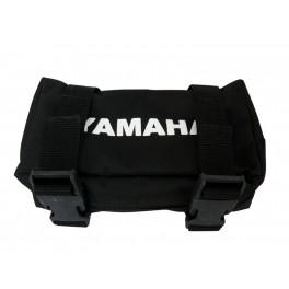 YAMAHA REAR FENDER BAG NYLON COMPACT BLACK