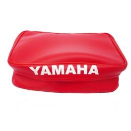 YAMAHA XT REAR FENDER BAG RED OEM REPLICA