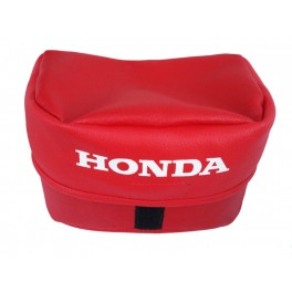 HONDA XR REAR FENDER BAG RED EXTRA BIG