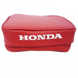 HONDA XR SERIES SPECIAL EDITION GENUINE LEATHER RED