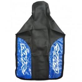 HONDA SEAT COVER BLACK BLUE XR600 WHITE