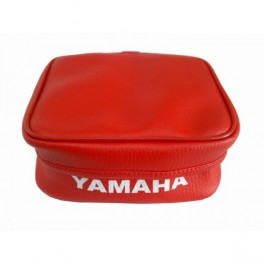 YAMAHA SMALL REAR FENDER TOOL BAG RED