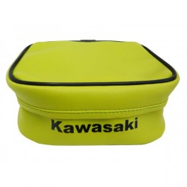KAWASAKI SMALL FENDER BAGS GREEN LIME