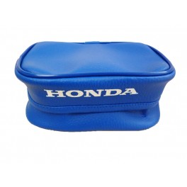 HONDA XR REAR FENDER BAG RED SMALL BLUE OEM REPLICA