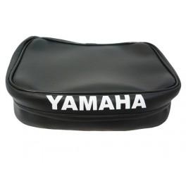 YAMAHA XT REAR FENDER BAG BLACK OEM REPLICA
