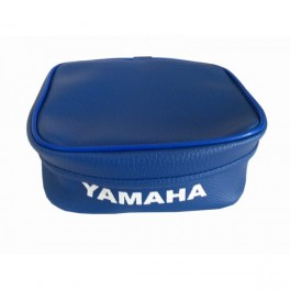 YAMAHA SMALL REAR FENDER TOOL BAG  BLUE