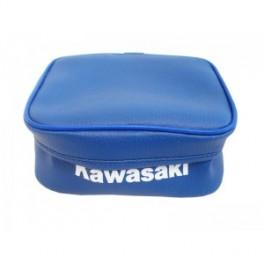 KAWASAKI SMALL FENDER BAGS BLUE